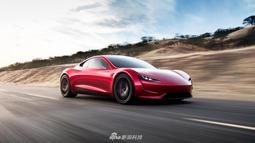 特斯拉Roadster跑车亮相:预计2020年量产