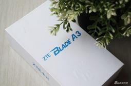 中兴Blade A3上手简评