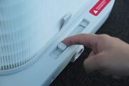 锤子科技畅呼吸净化器图赏
