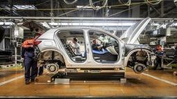 国产车型明年驾到 沃尔沃XC40海外率先下线