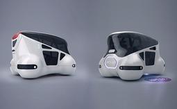 Mobuno自动驾驶概念 未来我们这样叫车
