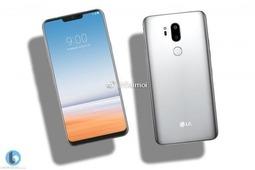 今天,外媒放出一组LG新旗舰G7的外形图,外观看起来与之前曝光的消息完全一致,刘海全面屏+底部下巴的设计,这样的设计也将是今年安卓手机的潮流,来一起看下LG G7的渲染图。