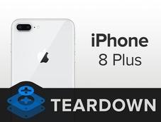 iPhone 8 Plus为何这么火 拆开看看便知
