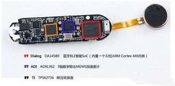 """拆解""""MCU+低功耗蓝牙+传感器+电源""""构成的六组可穿戴"""