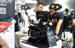 清晰度革命 超高清4K摄像机大图赏析