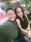 泰国小学生约会女模 为其买iphone X