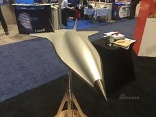 来中国过招?美国波音展示新超音速飞行器概念