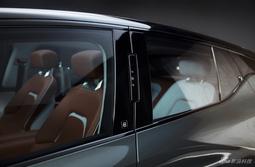 拜腾汽车外观及内饰一览 充满科技气息