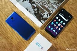 指纹识别有个性 魅蓝首款全面屏手机S6图赏