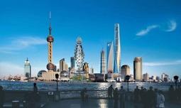 啥是贫富差距?贫富差距就是:你还没买汽车呢,有人已经谋划在上海建飞行汽车塔了