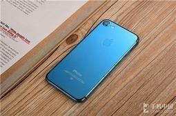 亮蓝色iPhone 7惊艳亮相 美就一个字!