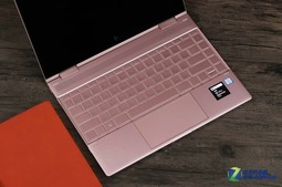 优雅的粉色精灵 惠普Spectre x360图赏