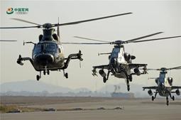 陆军第73集团军某陆航旅展开飞行训练