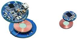 ST STWBC-WA和STWLC04 1W可穿戴无线电源系统解决方案