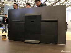 AWE 2018索尼展台:OLED电视A8F成为主角