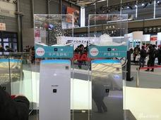 AWE 2018夏普展台:清明上河图3.0抢眼