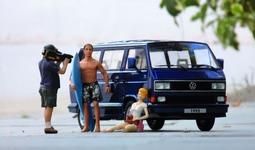 车迷的精彩趣味福利 汽车模型世界里的故事