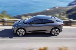 捷豹首款电动车I-PACE正式发布