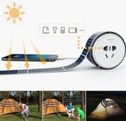 """太阳能""""胶带""""……轻松一贴,电力自然来~"""