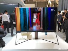 AWE 2018 TCL展台:电视新品的音响系统亮了