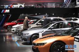 2018纽约车展将正式开门迎客