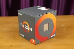 AMD锐龙7 2700X/锐龙5 2600X处理器开箱