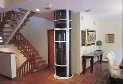 家用气压驱动电梯