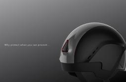 智能安全头盔,360度监控你身边的危险