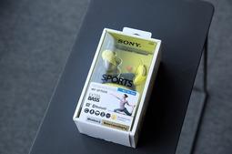 索尼分体式运动蓝牙耳机WF-SP700N开箱体验