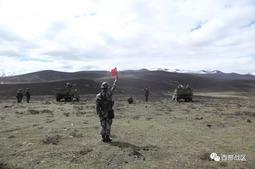 按部就班怼阿三!我西藏军区边防高原野外驻训秀战力