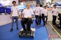 全球人工智能产品应用博览会在苏州开幕