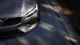 新一代沃尔沃S60在美国亮相