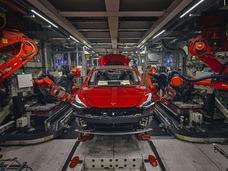 探访特斯拉工厂内部:全力生产Model 3