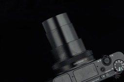 紧凑机身大变焦 索尼最新黑卡RX100 VI外观图赏