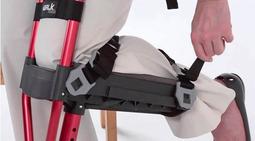 iWALK 2.0 智能拐杖:解放残障人士的双手