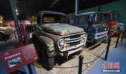 探访太原老汽车博物馆