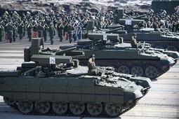 听名字就厉害!俄军战斗支援车再次升级可打无人机