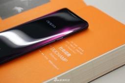 OPPO Find X国行版图赏:无边框展现手机之美