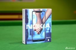 999元起联发科P60加持 诺基亚X5手机简评