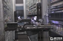当医院遇上黑科技 自动发药机器人亮相浙江医院三墩院区