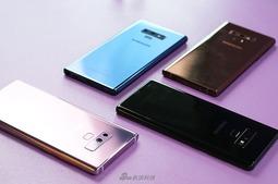 三星Galaxy Note9现场图集