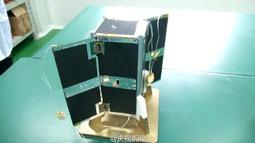 90后大学生造卫星 已成功发射