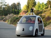 谷歌第二代无人驾驶汽车运行原理详解