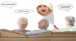 老年人的社交利器:能扫描和分享的放大镜