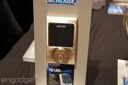 Schlage智能门锁:可用Siri开门