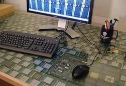 全球最昂贵电脑桌
