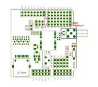 GPS 扩展板IM120417017