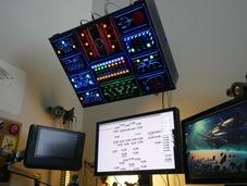 超炫酷计算机控制面板,生活马上科幻起来