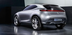 奔驰概念车选择了氢 这会是终极动力吗?