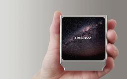 未来设计 触屏化硬盘Data Pouch